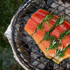 Learn how to grill salmon- a simple technique that adds great flavor to your fish.