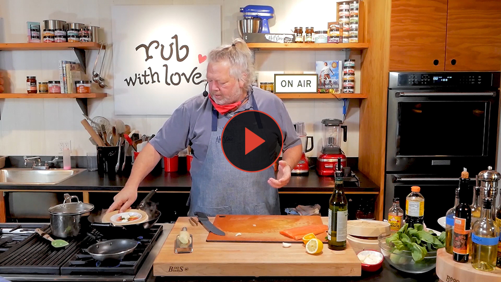 Renowned chef and restaurateurTom Douglasteaches us all how tasty and simple steamed salmon can be!