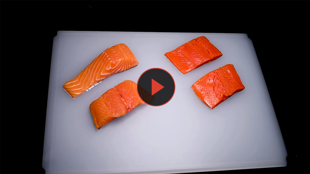 Wild salmon vs farmed salmon – what's the difference? YouTube chefAdam Raguseateaches you how to distinguish between farmed and wild salmon by sight, and why you should choose wild sockeye salmon from Bristol Bay, Alaska.